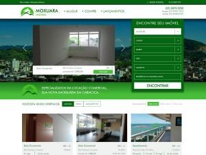 Novo Website da Moxuara Imóveis