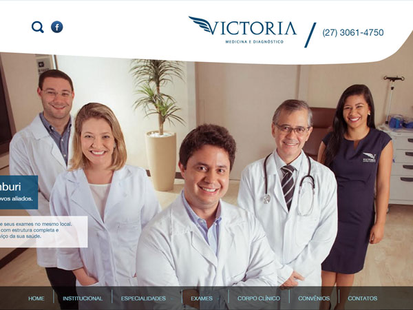 Victoria Medicina e Diagnóstico